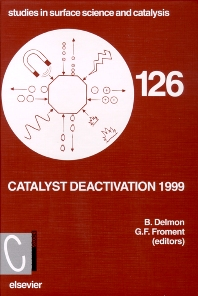 Cover image for Catalyst Deactivation 1999