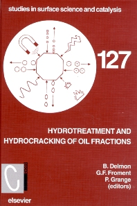 Hydrotreatment and Hydrocracking of Oil Fractions - 1st Edition - ISBN: 9780444502148, 9780080534268