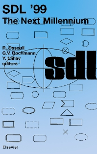 SDL '99, 1st Edition,R. Dssouli,G.V. Bochmann,Y. Lahav,ISBN9780444502285