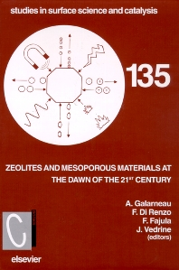 Zeolites and Mesoporous Materials at the Dawn of the 21st Century - 1st Edition - ISBN: 9780444502384, 9780080543918