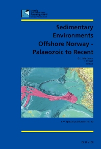Cover image for Sedimentary Environments Offshore Norway-Palaeozoic to Recent
