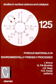 Porous Materials in Environmentally Friendly Processes, 1st Edition,I. Kiricsi,J.B. Nagy,H.G. Karge,Gyula Palyi,ISBN9780444502445