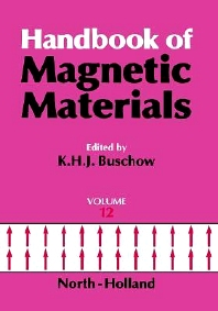 Handbook of Magnetic Materials, 1st Edition,K.H.J. Buschow,ISBN9780444502490
