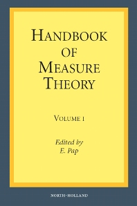 Cover image for Handbook of Measure Theory