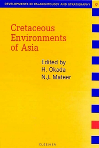 Cover image for Cretaceous Environments of Asia