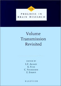 Volume Transmission Revisited, 1st Edition,L.F. Agnati,K. Fuxe,C. Nicholson,E. Syková,ISBN9780444503145