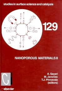 Cover image for Nanoporous Materials II