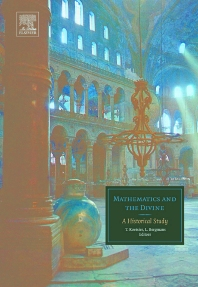 Cover image for Mathematics and the Divine