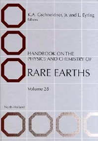 Handbook on the Physics and Chemistry of Rare Earths, 1st Edition,Karl A. Gschneidner,L. Eyring,ISBN9780444503466