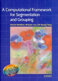 Cover image for A Computational Framework for Segmentation and Grouping