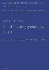 Cover image for Handbook of Neuropsychology, 2nd Edition