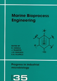 Cover image for Marine Bioprocess Engineering