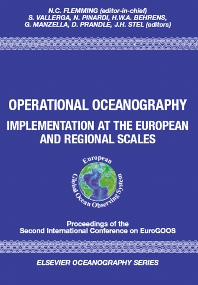 Cover image for Operational Oceanography