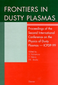 Frontiers in Dusty Plasmas - 1st Edition - ISBN: 9780444503985, 9780080532035