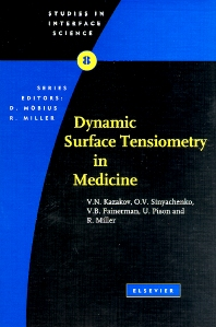Cover image for Dynamic Surface Tensiometry in Medicine