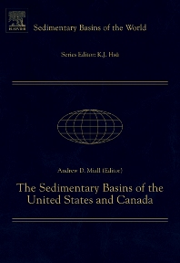 Cover image for The Sedimentary Basins of the United States and Canada