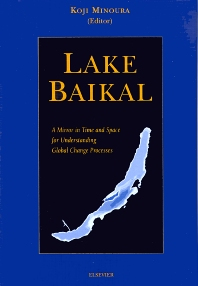 Cover image for Lake Baikal