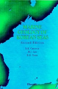 Cover image for Marine Geology of Korean Seas