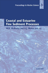 Cover image for Coastal and Estuarine Fine Sediment Processes