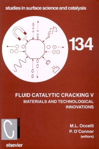 Fluid Catalytic Cracking V, 1st Edition,M.L. Occelli,P. O'Connor,ISBN9780444504753