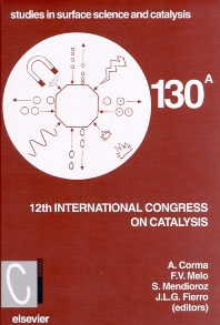 Cover image for 12th International Congress on Catalysis
