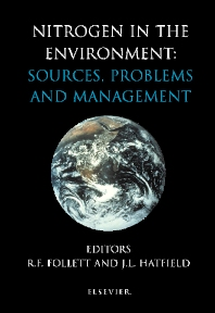 Cover image for Nitrogen in the Environment: Sources, Problems and Management