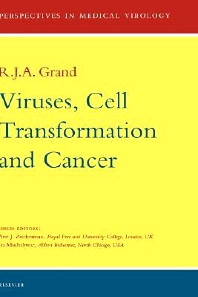 Cover image for Viruses, Cell Transformation, and Cancer