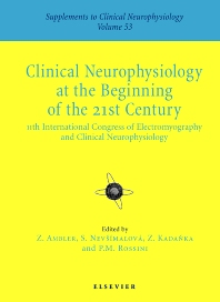 Clinical Neurophysiology at the Beginning of the 21st Century - 1st Edition - ISBN: 9780444504999, 9780444529183