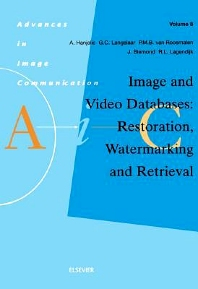Cover image for Image and Video Databases: Restoration, Watermarking and Retrieval