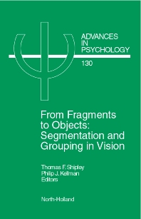 From Fragments to Objects, 1st Edition,Thomas F. Shipley,Philip J. Kellman,ISBN9780444505064