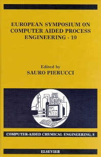 Cover image for European Symposium on Computer Aided Process Engineering - 10