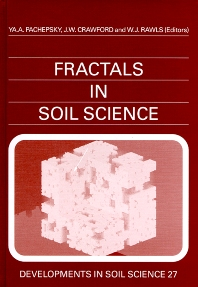 Cover image for Fractals in Soil Science