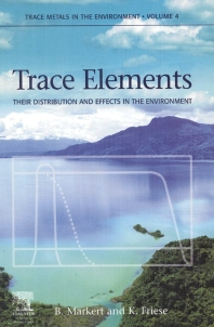 Trace Elements - 1st Edition - ISBN: 9780444505323, 9780080543130