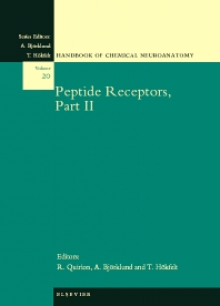 Cover image for Peptide Receptors, Part II