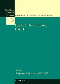 Peptide Receptors, Part II, 1st Edition,A. Bjorklund,T. Hokfelt,P. Quinton,ISBN9780444505408
