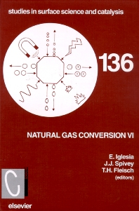 Natural Gas Conversion VI - 1st Edition - ISBN: 9780444505446, 9780080537313