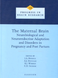 The Maternal Brain - 1st Edition - ISBN: 9780444505484, 9780080953632
