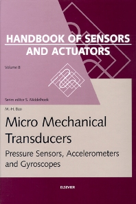 Micro Mechanical Transducers, 1st Edition,Min-hang Bao,ISBN9780444505583