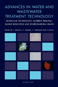Cover image for Advances in Water and Wastewater Treatment Technology
