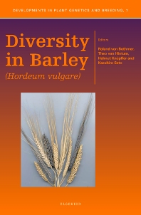 Diversity in Barley (Hordeum vulgare) - 1st Edition - ISBN: 9780444505859, 9780080530475