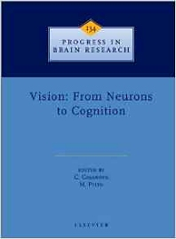 Cover image for Vision: From Neurons to Cognition