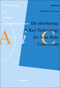 De-interlacing - 1st Edition - ISBN: 9780444505941, 9780080503868