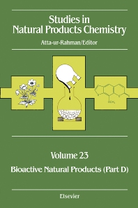Bioactive Natural Products (Part D), 1st Edition, Atta-ur-Rahman,ISBN9780444506061