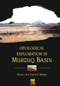 Cover image for Geological Exploration in Murzuq Basin