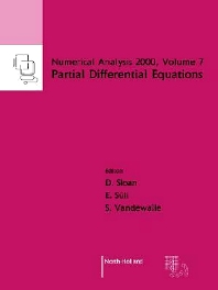 Cover image for Partial Differential Equations
