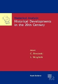 Cover image for Numerical Analysis: Historical Developments in the 20th Century