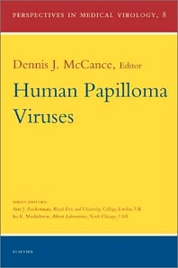 Human Papilloma Viruses, 1st Edition,D.J. McCance,ISBN9780444506269