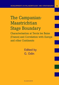The Campanian-Maastrichtian Stage Boundary - 1st Edition - ISBN: 9780444506474, 9780080528441