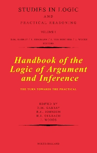Cover image for Handbook of the Logic of Argument and Inference