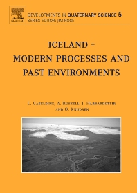 Cover image for Iceland - Modern Processes and Past Environments
